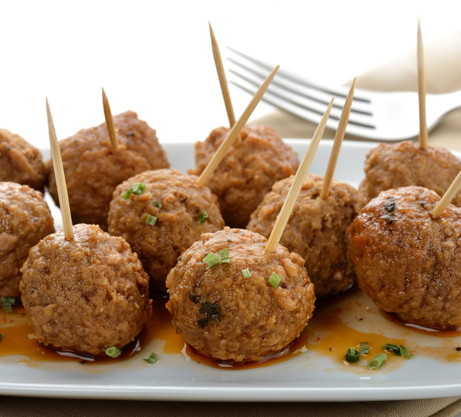 Party Appetizer Meatballs Tasty Recipes