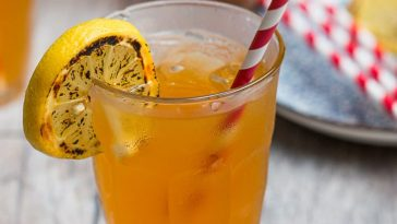 Barbecue Grilled Lemonade