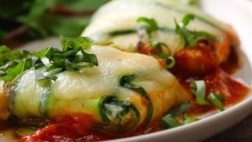 Zucchini Ravioli 1
