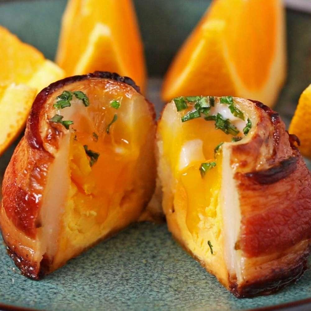 Breakfast Potato Volcanoes Tasty Recipes