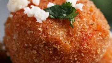 Crispy Chipotle Rice Balls 1