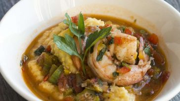 Pepper Pot Shrimp